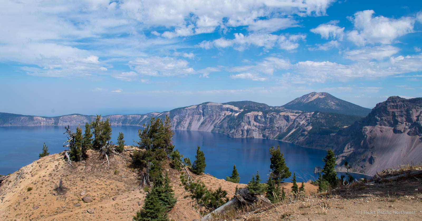 Crater Lake National Park - Garfield Peak hike