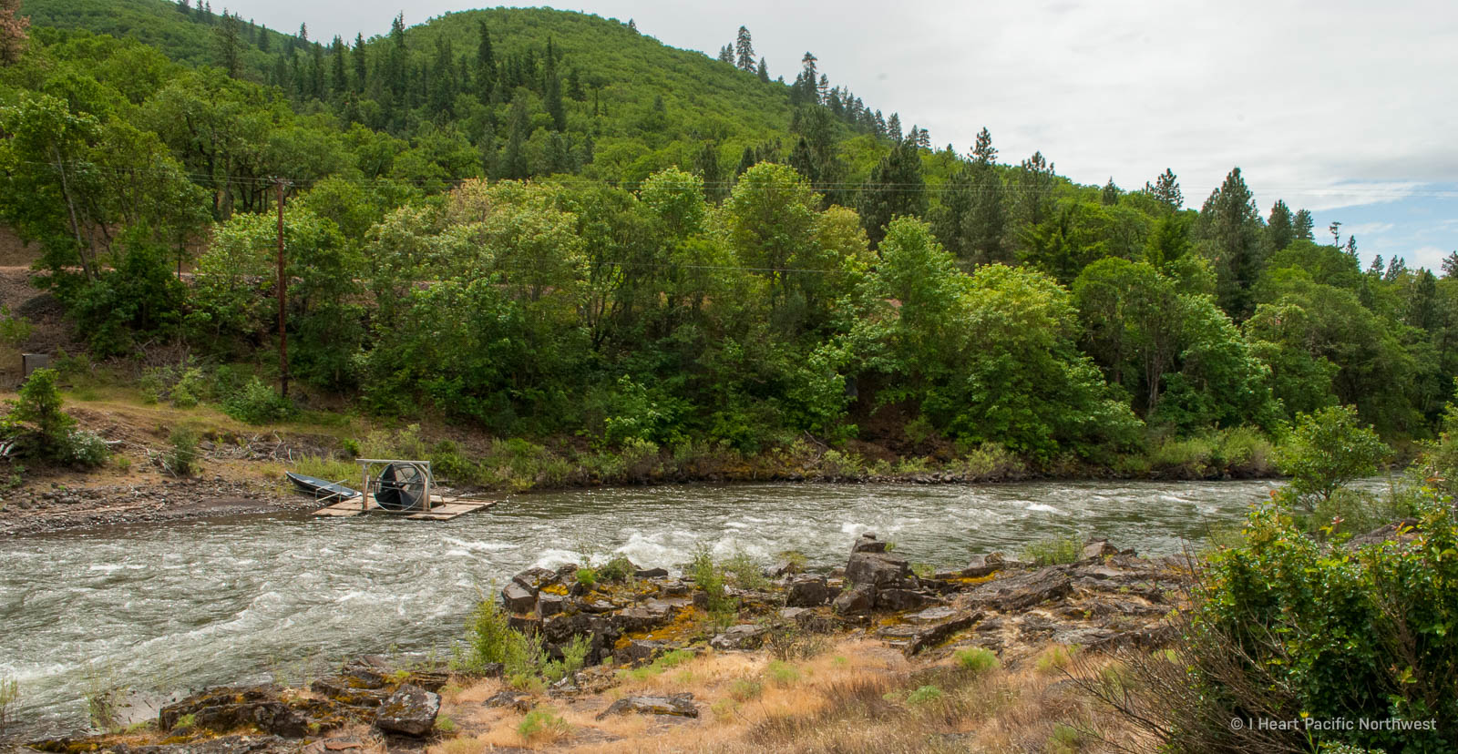 Klickitat River Trail hike