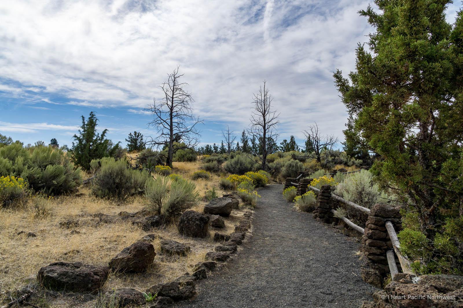 Smith Rock State Park - Misery Ridge loop