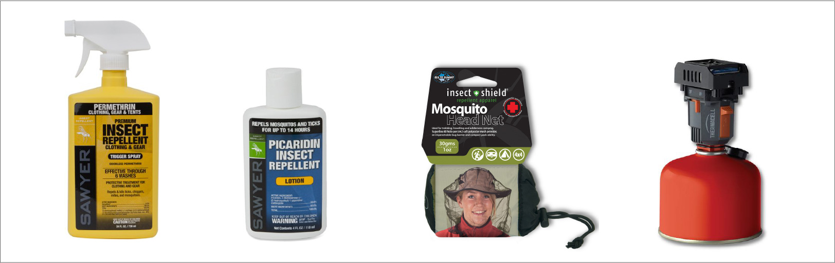 How to prepare for mosquitoes when hiking and backpacking
