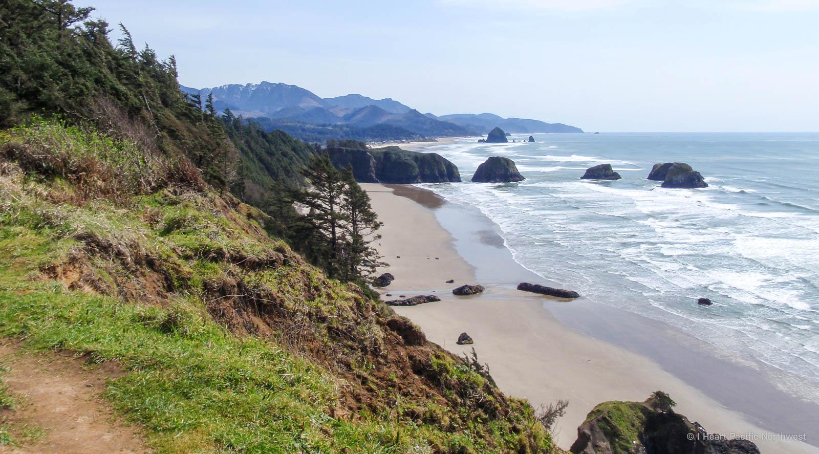 Crescent Beach hike