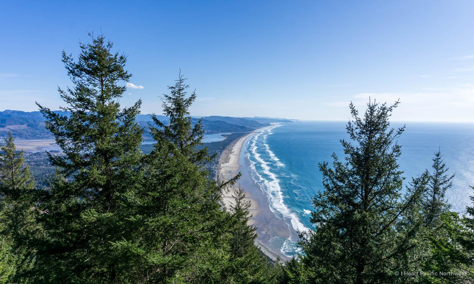 Neahkahnie Mountain hike