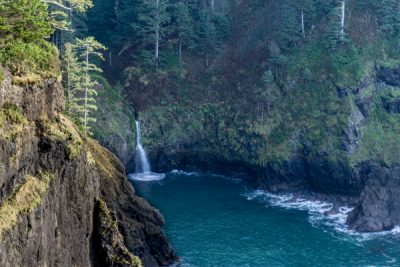 Hart's Cove hike on Cascade Head