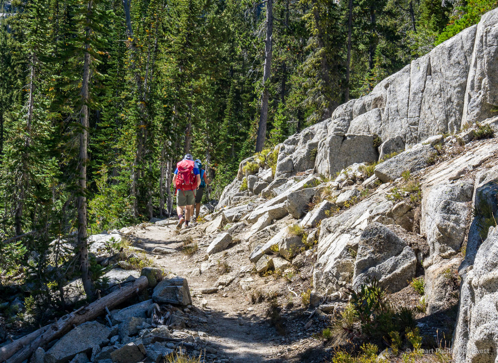 Wallowas - Lakes Basin hike
