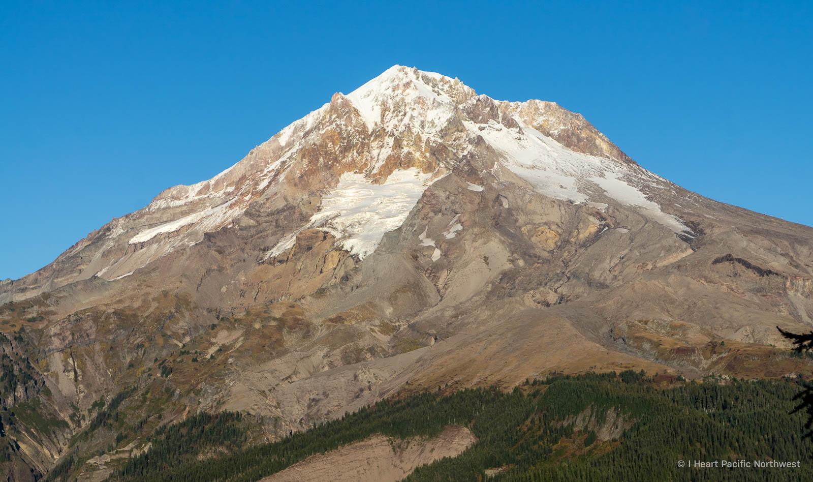 Mount Hood - Burnt Lake backpacking trip