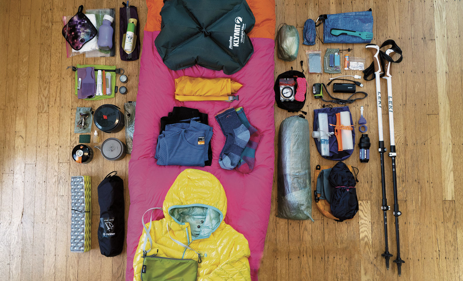 my backpacking gear