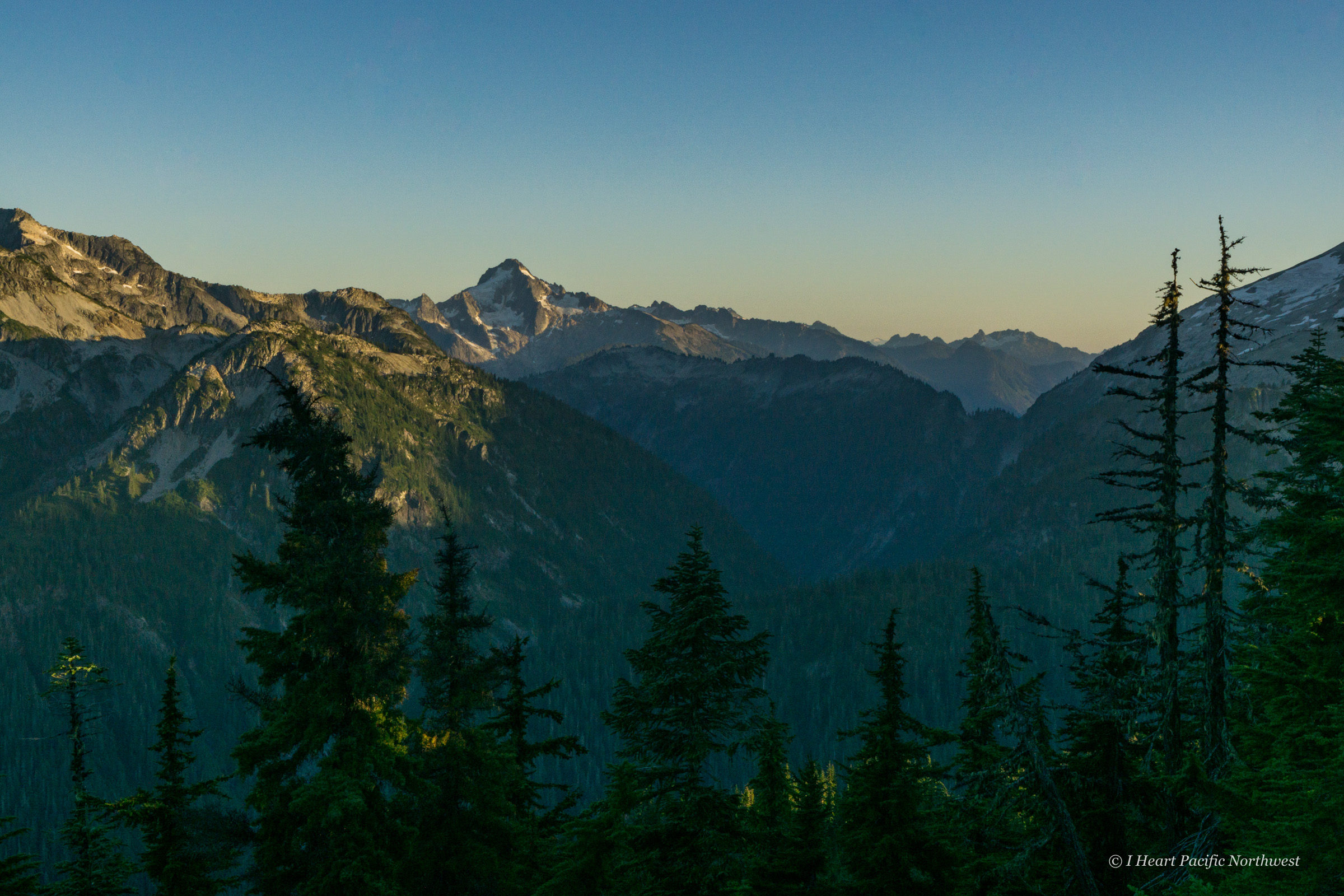 North Cascades: Copper Ridge backpacking trip