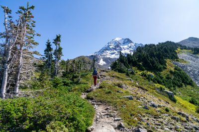 Mount Hood - McNeil Point hike