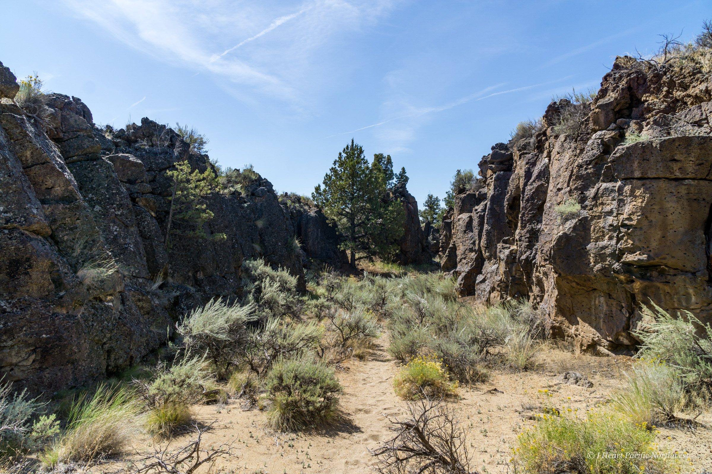 Oregon Badlands Wilderness hike