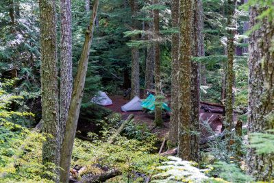 Salmon River Canyon backpacking trip