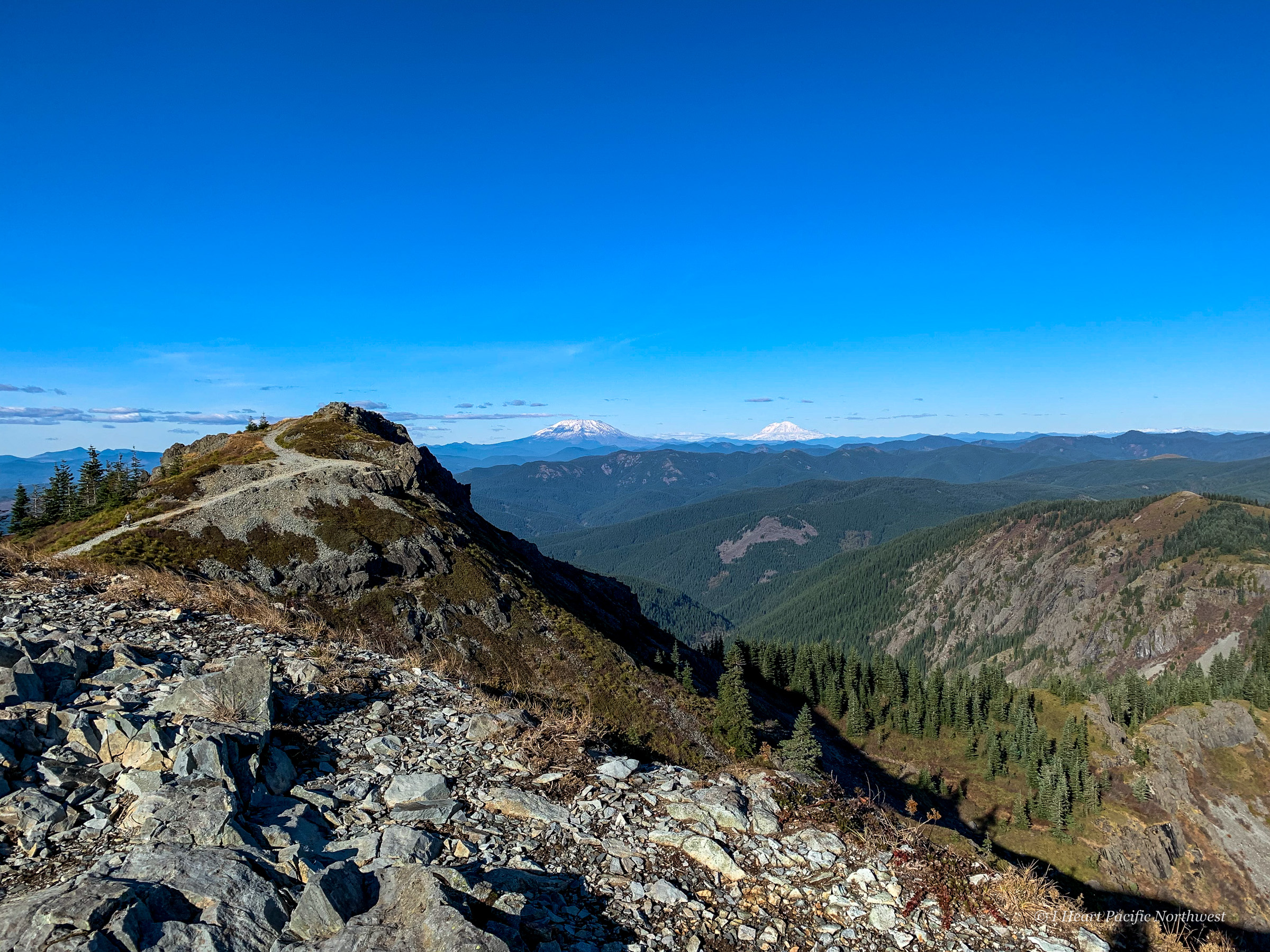 Silver Star Mountain hike