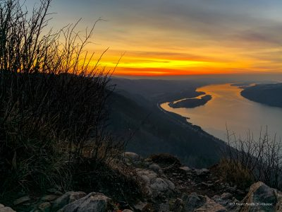 Angels Rest sunset hike