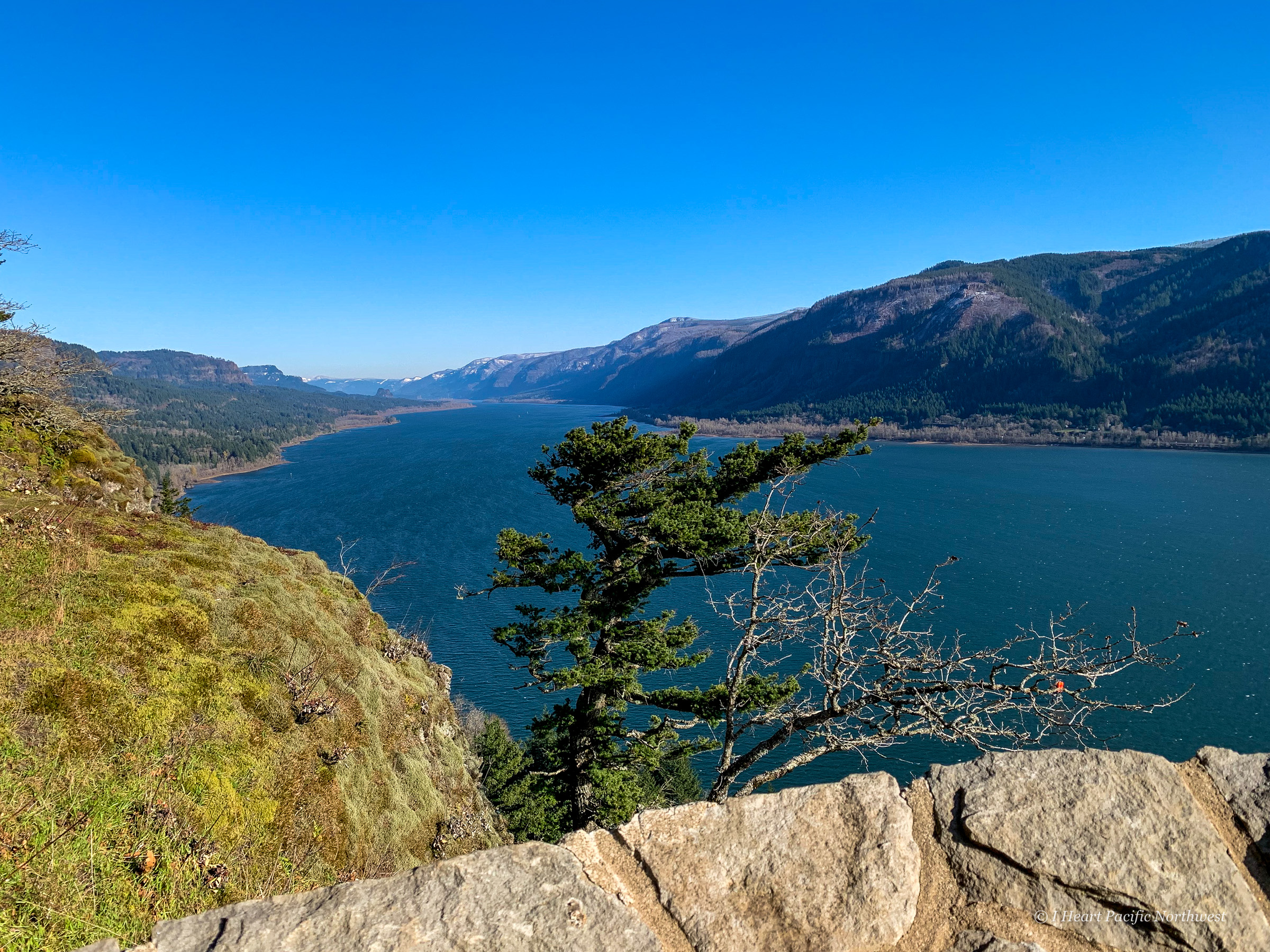Cape Horn loop hike