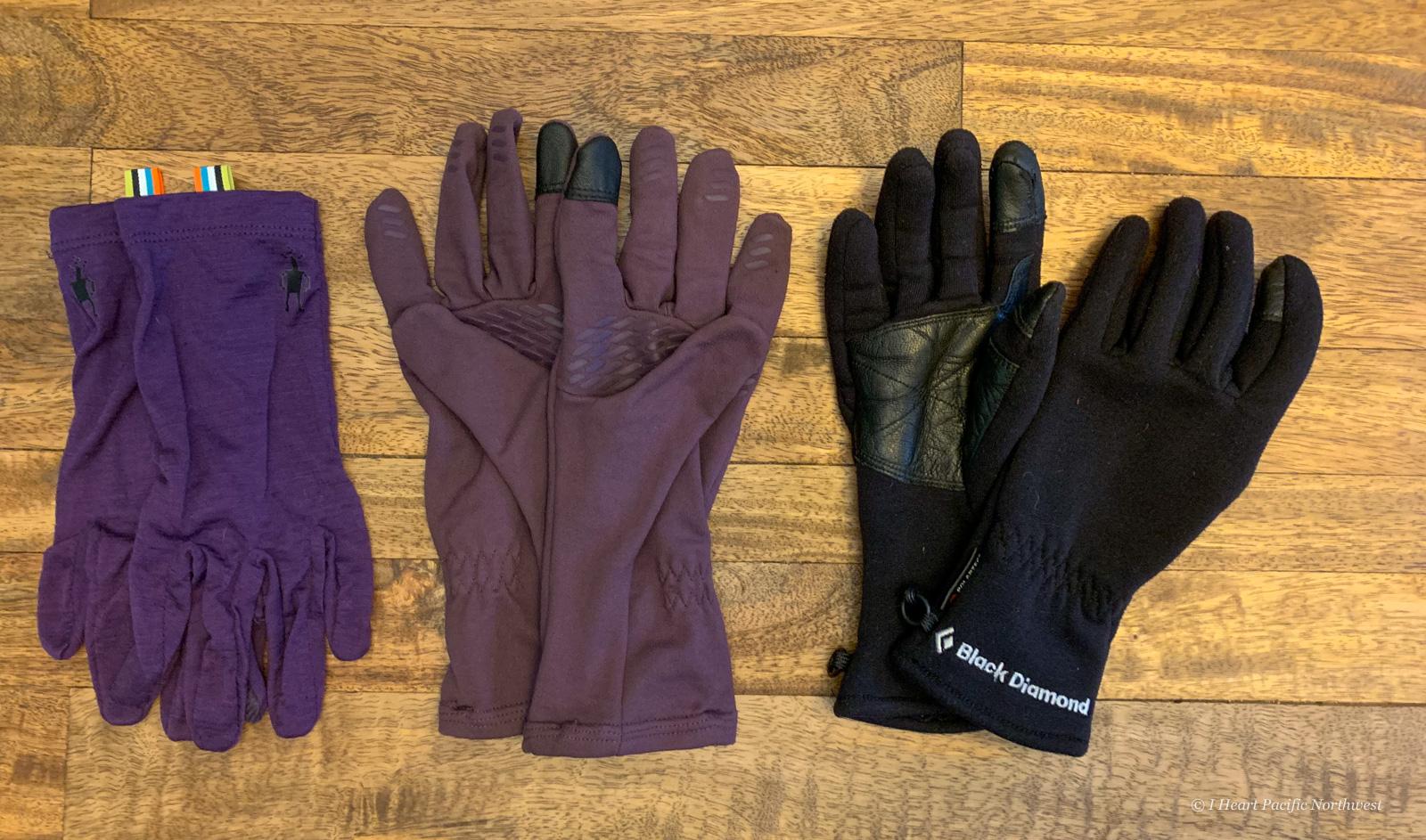 gloves for backpacking