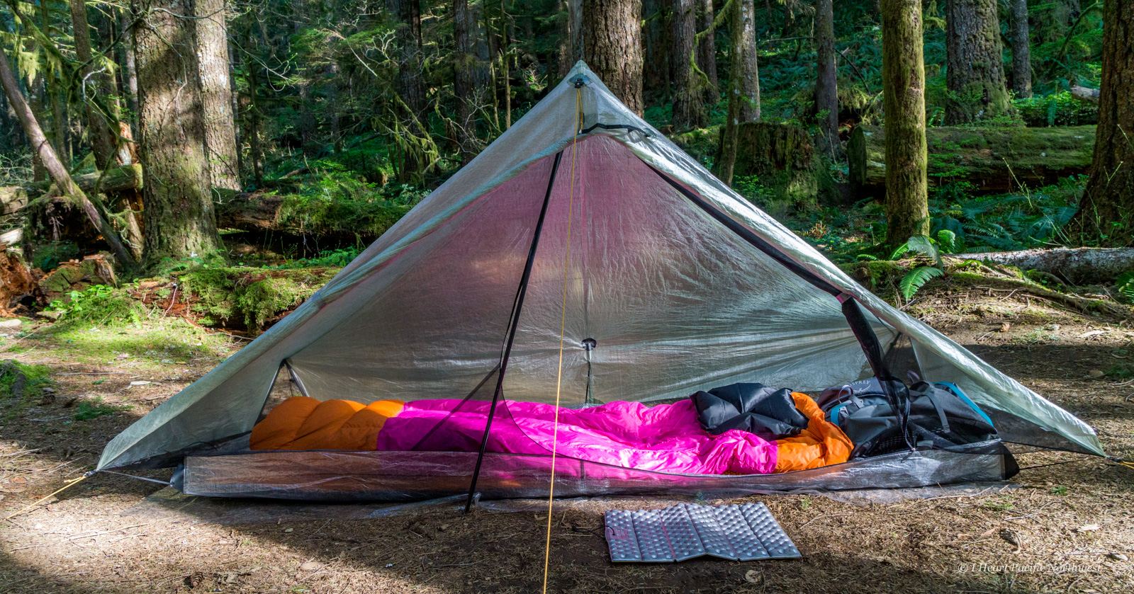 backpacking tent: Tarptent Aeon Li