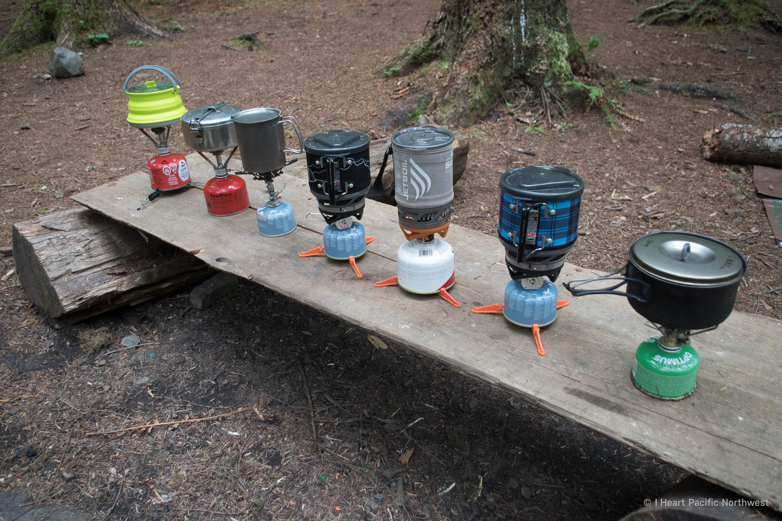 Backpacking Kitchen Gear