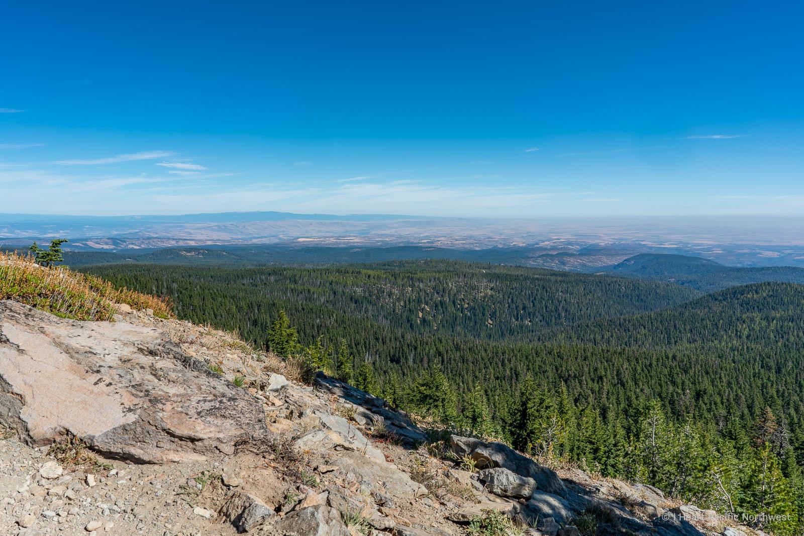 Badger Creek Wilderness - Lookout Mountain hike