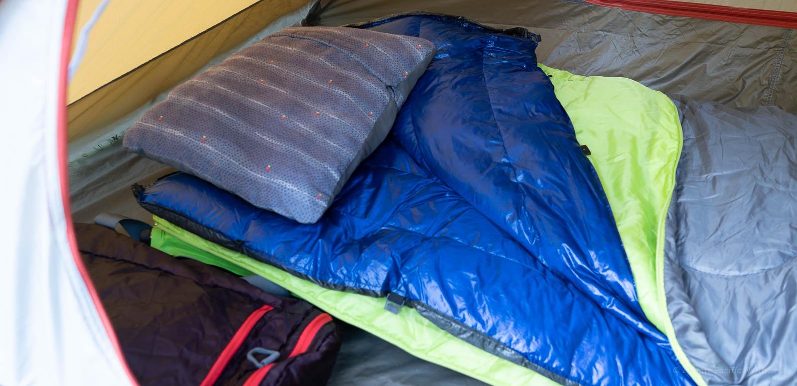 my Honda CR-V camper setup