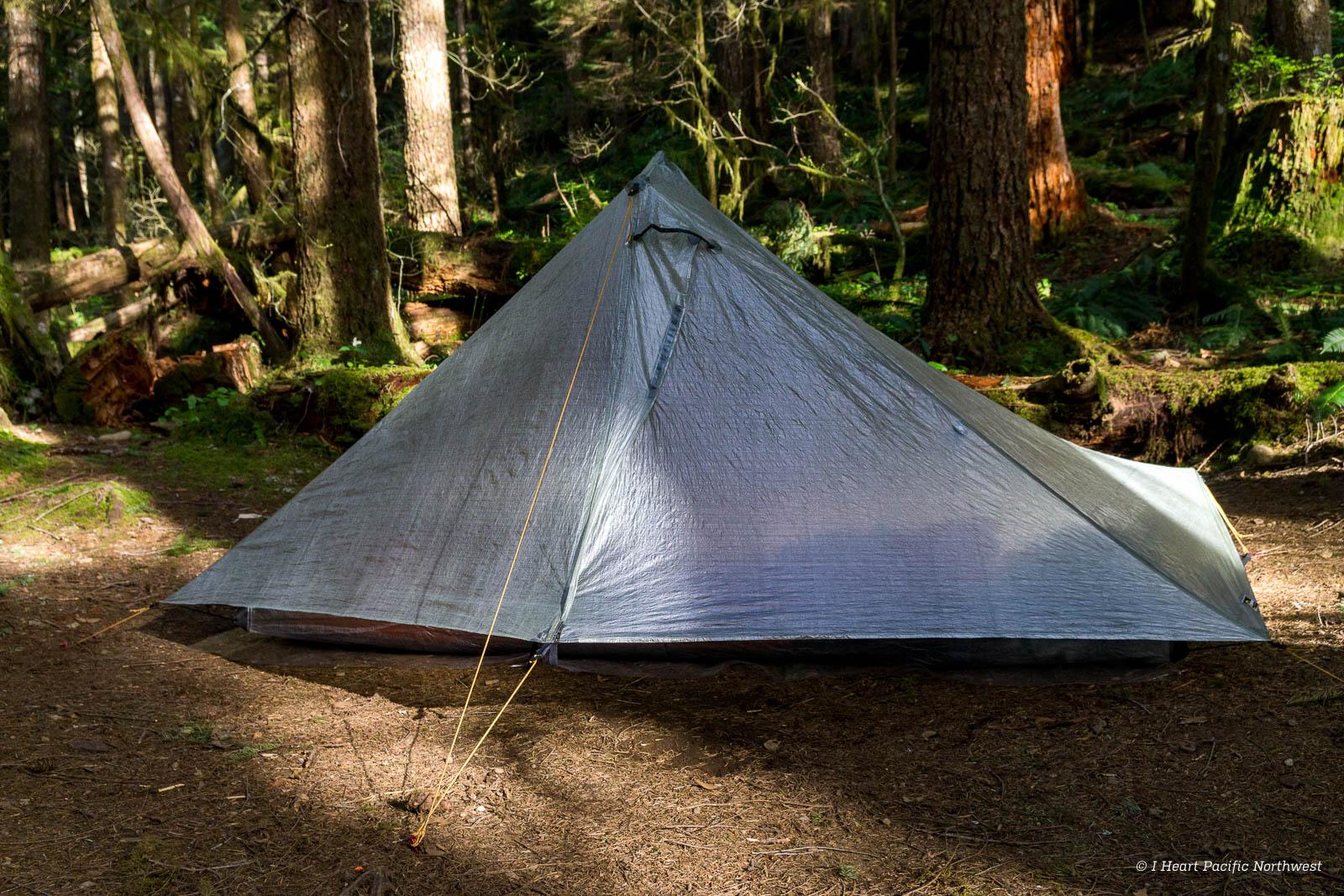 gear review: Tarptent Aeon Li ultralight tent