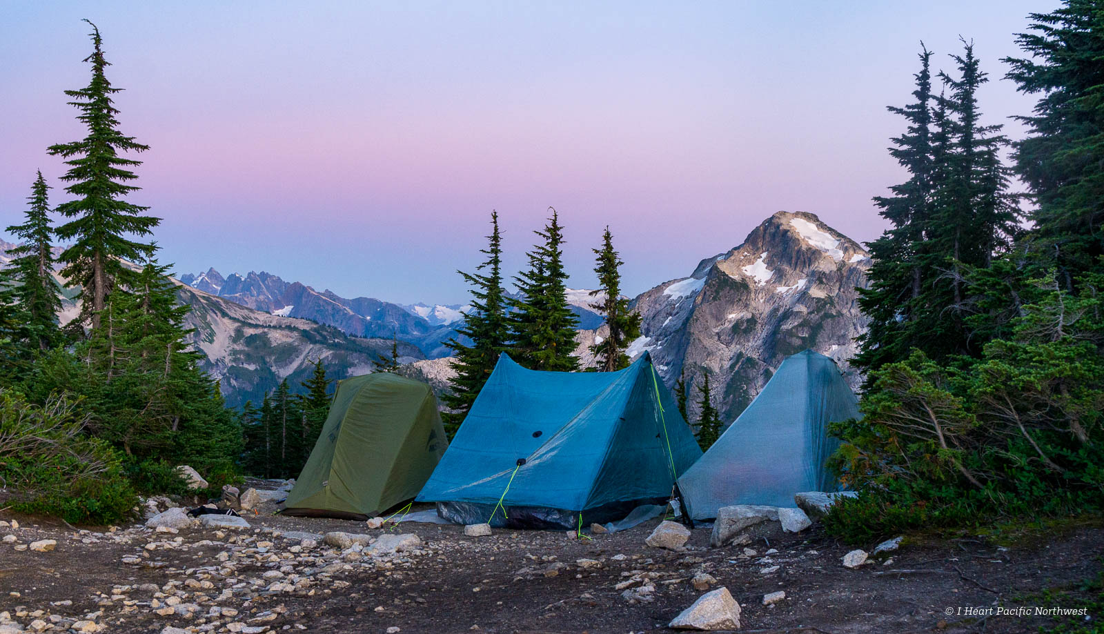 How to Choose a Backpacking Campsite
