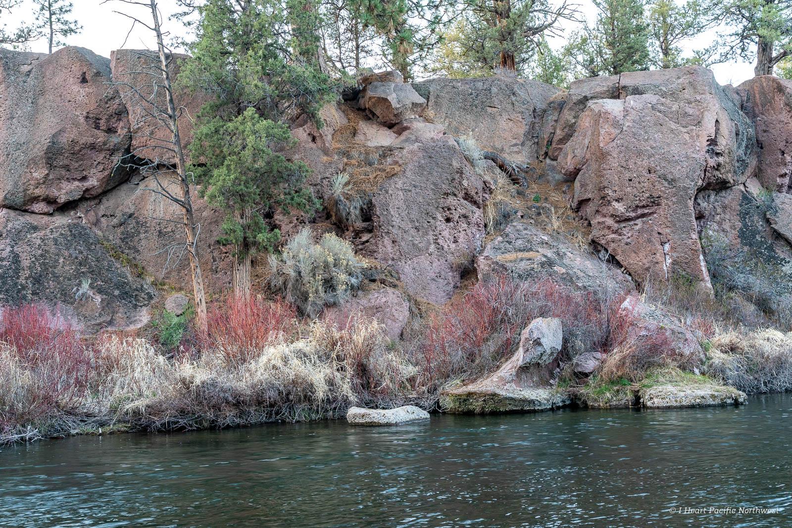 Tumalo - Deschutes River