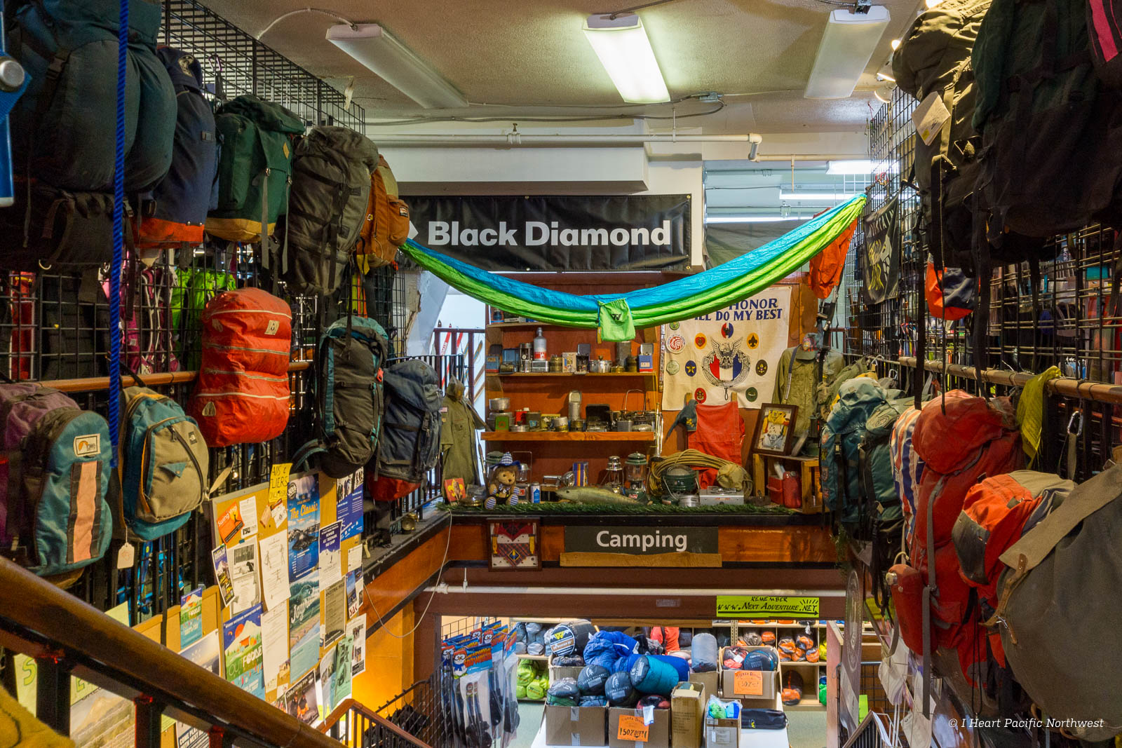 outdoor gear retailer