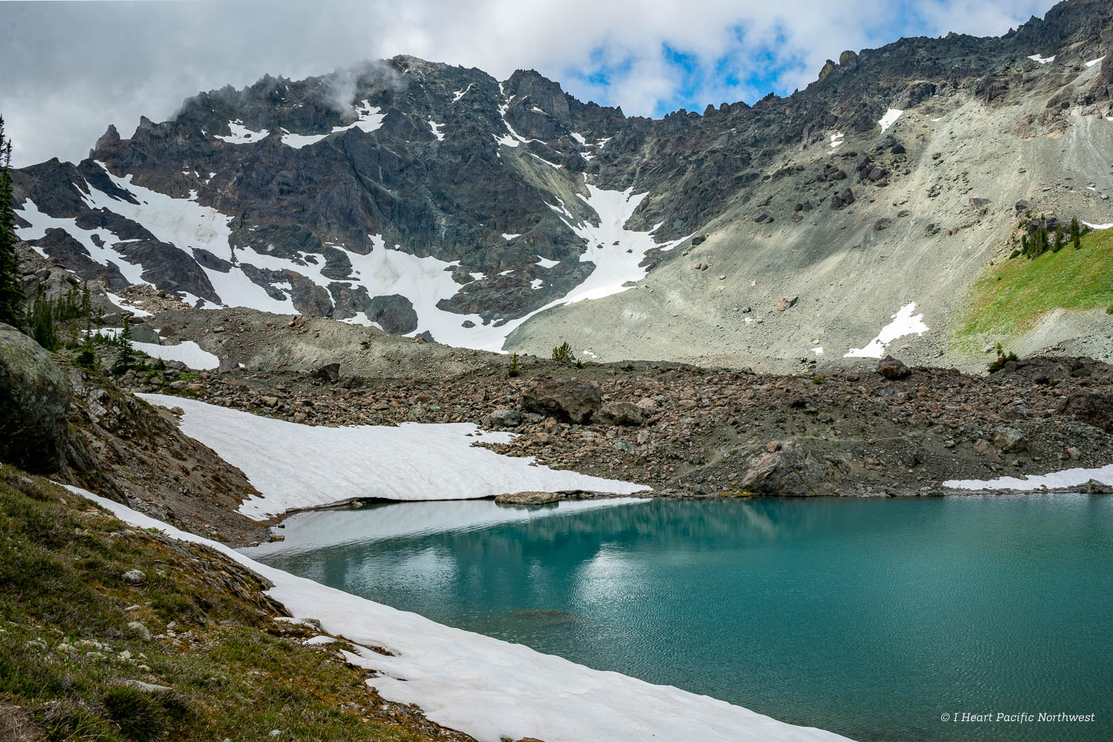 Olympic Mountains - Royal Basin backpacking trip