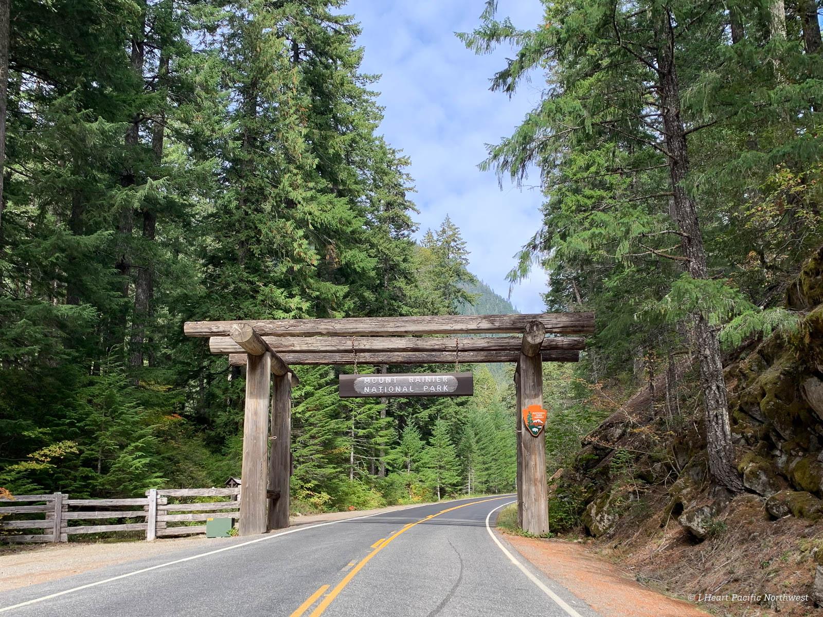 Mount Rainier National Park - Ohanapecosh camping trip