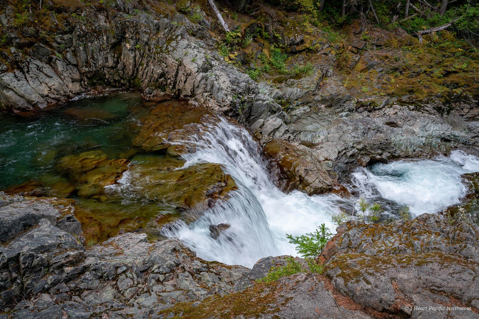 Mount Rainier National Park - Silver Falls hike